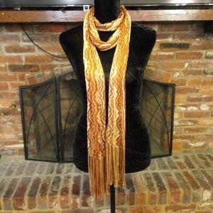 Authentic Missoni scarf